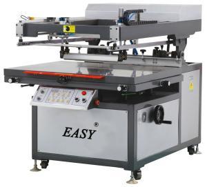 China Flat Silk Screen Printing Machine on sale