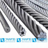 China AISI316 Stainless Steel Wire Rope for Chain on sale
