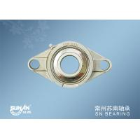 China Corrosion Resistant Stainless Steel Bearing Unit SSUCFL206 / 2 Bolt Flange Bearing wholesale