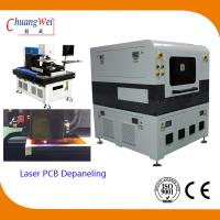 China Stress Free Laser Laser Singulation Machine With 18W UV Laser Head wholesale