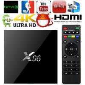 China Kodi Android Smart TV Box Full HD , Android Smart TV Media PlayerS905X 1GB / 8GB wholesale