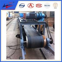 Widely used mobile rubber belt conveyor from DOUBLE ARROW