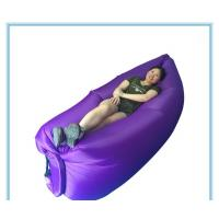 Buy cheap inflatable sofa for lamzac hangout fast inflatable sofa air bed from wholesalers