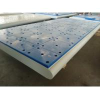 Wholesale Customized Carbon Steel Impingement Plate For Marine Dock Fender System from china suppliers