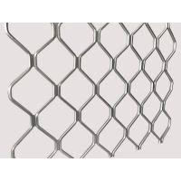 China Precision Machining Aluminum Parts Expand Metal Mesh With 6000 Series wholesale