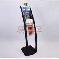 China Deflecto Acrylic Sign Stand For Floor wholesale