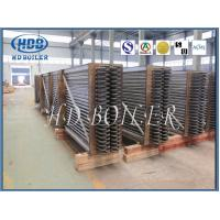 China Durable Coal Fired Boiler Spare Parts Alloy Steel Economiser With Fin Tubes wholesale