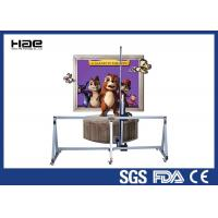 China 3D DIY Wall Inkjet Printer , Wall Poster Printing Machine For Outdoor / Indoor wholesale