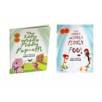 China Case Bound Hardcover Childrens Book Printing Self Publishing Printing Services wholesale