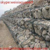 Wholesale stone wall welded wire mesh gabion box/ basket (china factory) from china suppliers