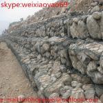 China stone wall welded wire mesh gabion box/ basket (china factory) wholesale