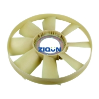 China 0032054506 750mm Mercedes Benz Truck Engine Fan wholesale