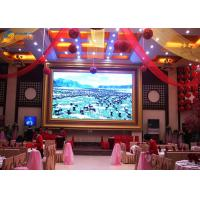 China High Resolution P3 Indoor Full Color LED Display For Fixed Use , LED Panel Screen on sale