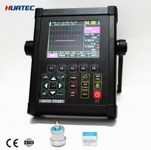 China Digital ultrasonic flaw detector FD201B, ultrasonic detector , NDT, UT, ndt test wholesale