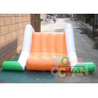 China Inflatable Water Slide Water Games For Water Pool  Of 2.5x2.4x1.15m wholesale