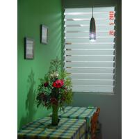 China Clear Adjustable Glass Shutter Window Vertical Blinds For Commercial wholesale