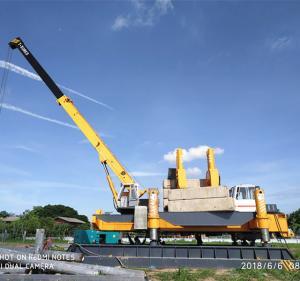 China 500T Piling Capacity Hydraulic Pile Foundation Equipment wholesale