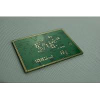 China 6 Layer Multilayer PCB Manufacturing Process , Controlled Impedance PCB for Game Machine wholesale