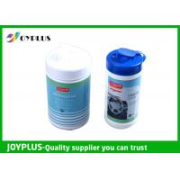 China All Purpose Cleaning Wet Wipes , Disposable Wet Wipes Customized Color wholesale