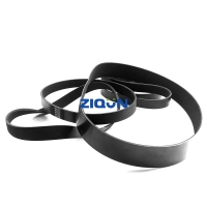 China EPDM Rubber Edge Cogged Large Intensity 10pk Transmission Belt wholesale