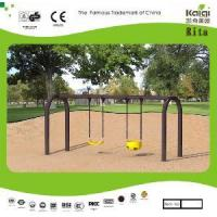 China Outdoor Swing Set (KQ10192A) wholesale