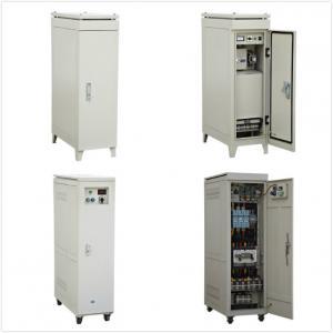 China Single Phase Servo Controlled Voltage Stabilizer base on 10KVA/20KVA/30KVA/50KVA wholesale