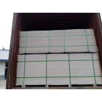 China Heatproof Partition Wall Calcium Silicate Board For Eps Sandwich Panel 600*600mm wholesale