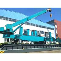 China ZYC180 static pile driver  for precast concrete pile of pile  foundation with 8T lifting crane wholesale