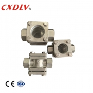 China SS Screwed PN16 0.6Mpa Sight Glass Flow Indicator PTFE Seat wholesale