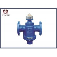 China Dynamic Self - Operated Balanced Control Valve Flow Control With En1092 Flange wholesale