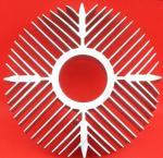 China Sunflower High Efficiency Extruded Aluminum Heatsink For Ceiling Light Radiator wholesale