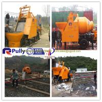 China Pully JBT40-P1 best selling mini portable concrete mixer pump for all countries wholesale