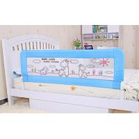 China Iron Toddler Convertible Bed Rail with Cartoon Picture , Portable Bed Rail on sale