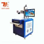 China Crystal Plastic UV Laser Marking Machine , Glass Laser Engraving Machine wholesale