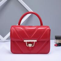 China newest style latest design ladies bag women bag real sheep leather smooth embroider leather brand lady handbags on sale