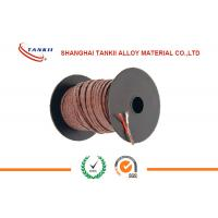 Buy cheap Iron  Constantan Thermocouple wire 26AWG multi core cable  For Industry Instrumentation Heating from wholesalers