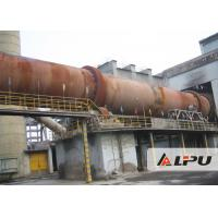 Cement Kiln Clinkers : Capacity t d cement clinker rotary kiln for