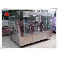 China PLC Control PET Bottle Filling Machine , Liquid Bottle Filling Machine High Accuracy wholesale