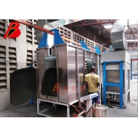 China Reciprocator Powder Coating Production Line For Baking Booth on sale