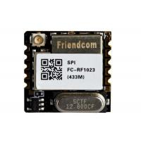 China ISM Free Band FSK Long Range RF Wireless Module Transceiver SPI Interface wholesale
