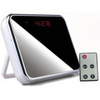 China Hidden Camera | Alarm Clock With Extremely Hidden Lens Support-Motion Detection on sale