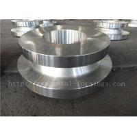 Quality SA182-F51 S31803 Duplex Stainless Steel Ball Valve Forging Ball Cover Forgings for sale