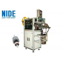 China Rotor Insulation Paper Insertion Machine With Low Pressure Alarm Function wholesale