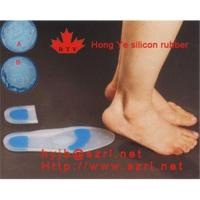 China Addition cured silicon rubber for silicon insole wholesale