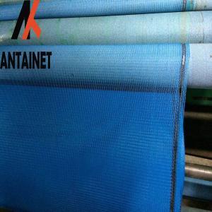 China Shandong antai made 100% virgin HDPE blue green  construction safety net wholesale