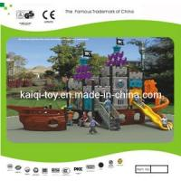 China Environment-Friendly Pirate Ship Series Outdoor Playground Equipment (KQ10132A) wholesale