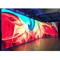 China Super Slim Screen Indoor Rental LED Display 111110 Pixels/M² High Contrast wholesale