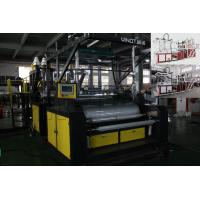 China Vinot Cast Stretch Film Machine/Cling/Stretch Film Making Machine With Width 1000mm & LLDPE Material Model No.SLW-1000 wholesale