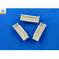 Buy cheap 2.00mm pitch PHB wafer connector wire to board connector dual row PCB connectors from wholesalers