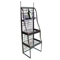 China Modern Retail store merchandising display racks wire display stand unit wholesale